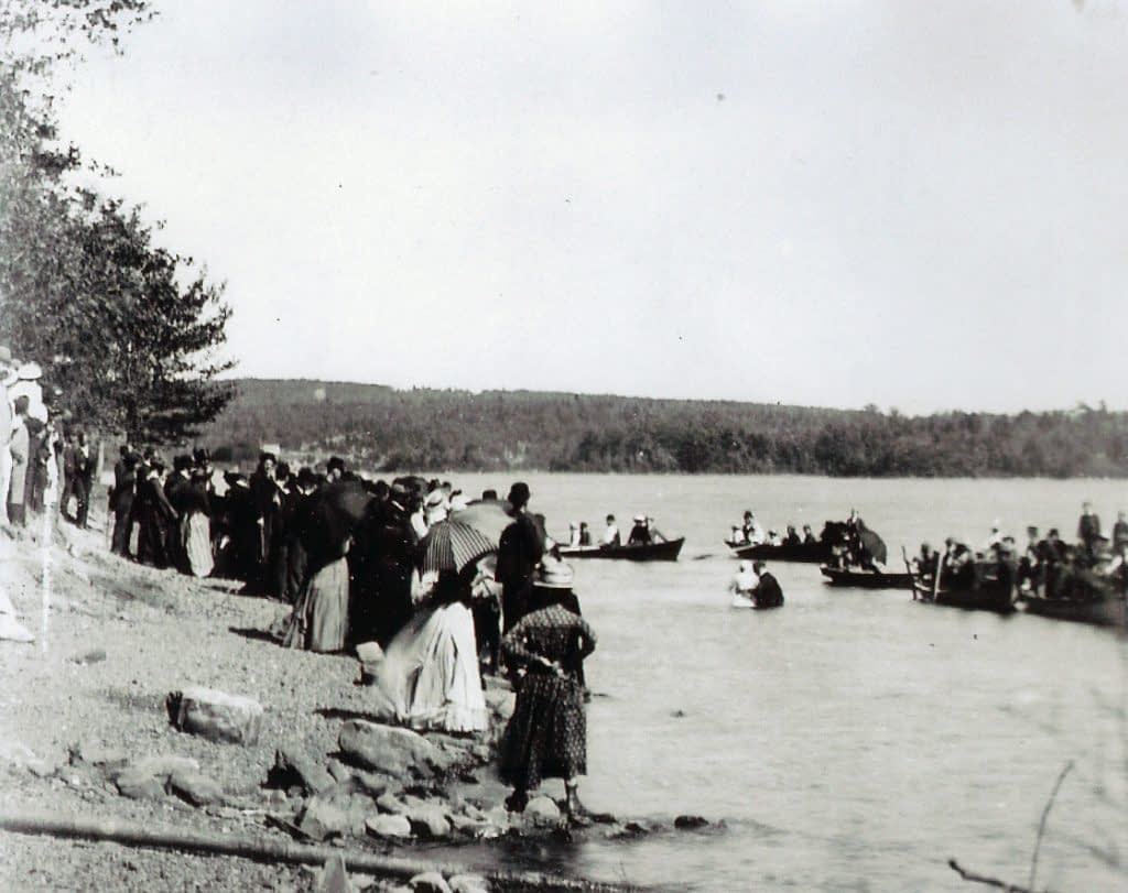 A brief history of the [Black] Baptists of Nova Scotia and their first organization as churches