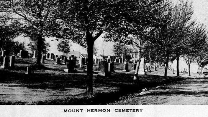 Mount Herman Cemetary